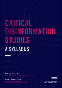 Cover of CDS Syllabus