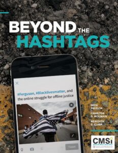Cover of the Beyond the Hashtags report